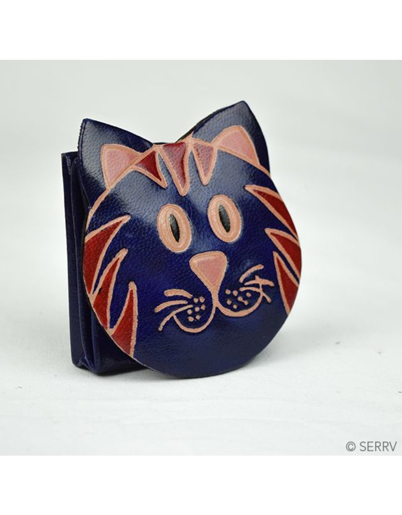 Coin Purse - Smiling Kitty