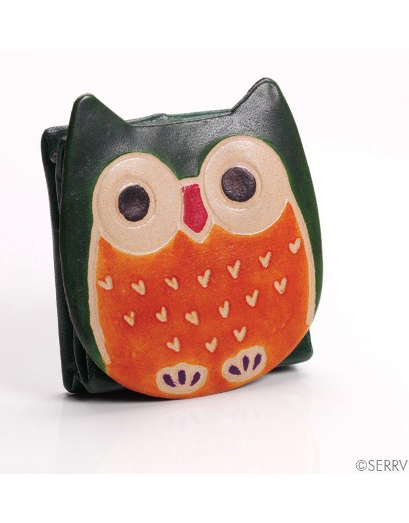 Coin Purse - Owl