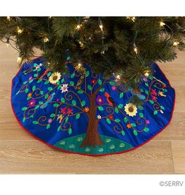 Tree Skirt - Tree of Life