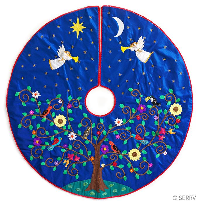 Tree Skirt - Tree of Life
