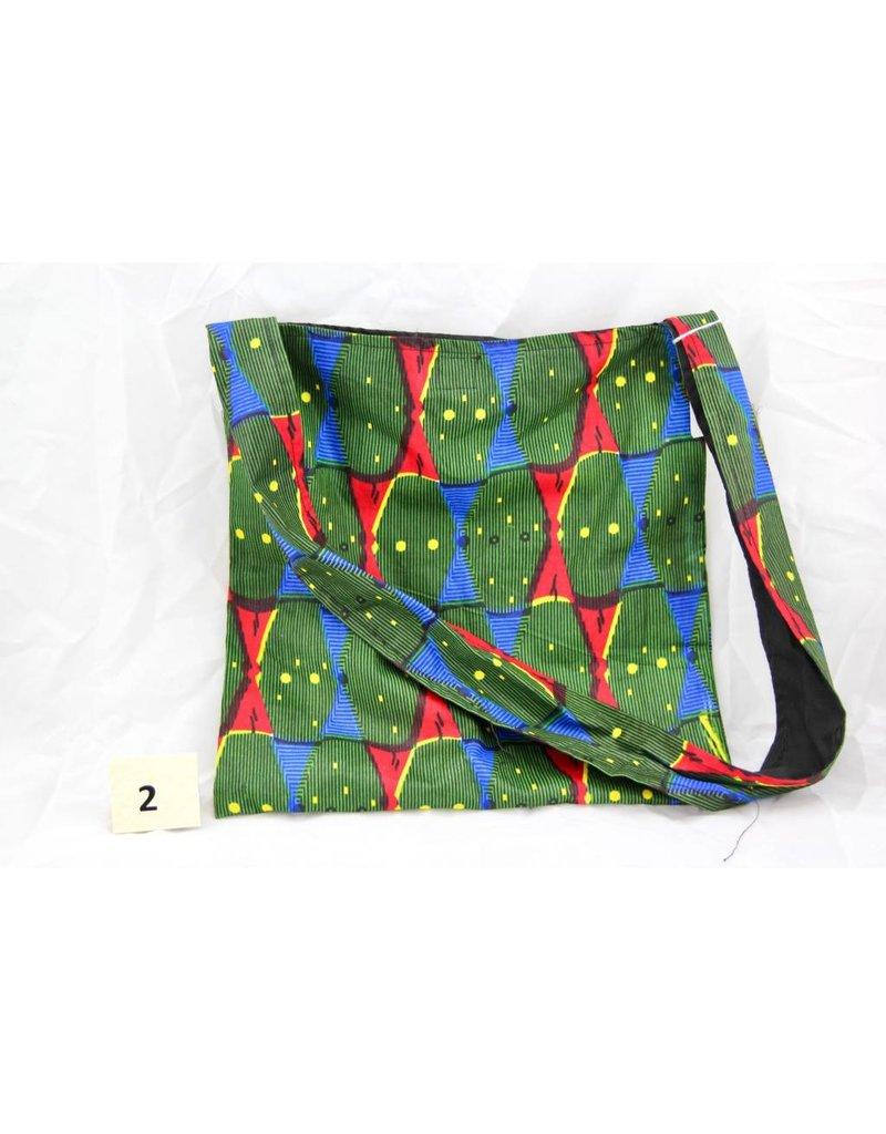 ECHO W Africa Bag