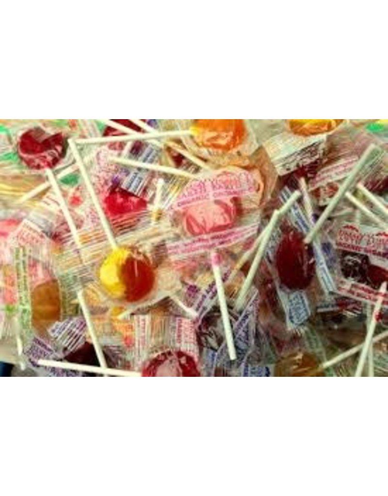 Lollipops Yummy Earth Organic