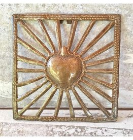 Wall Hanging - Sun Heart