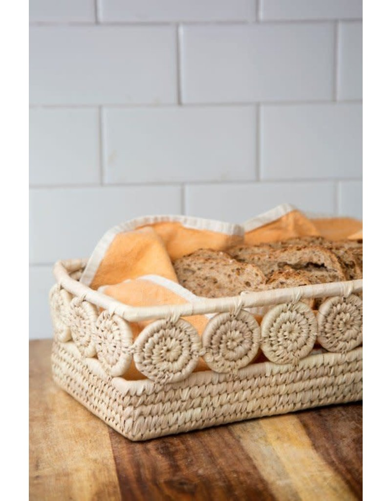 Basket - Bread Medallion