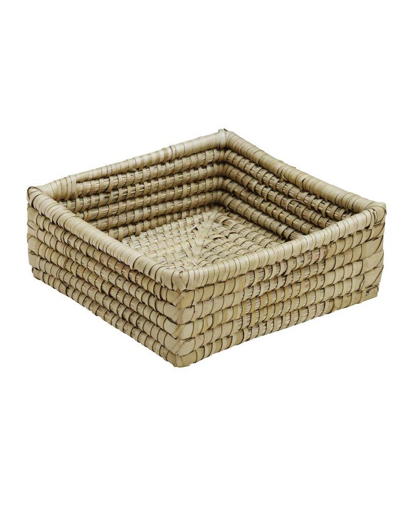 Basket - Delta Palm Square