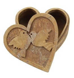 Box - Cinnamon Bark Love Birds