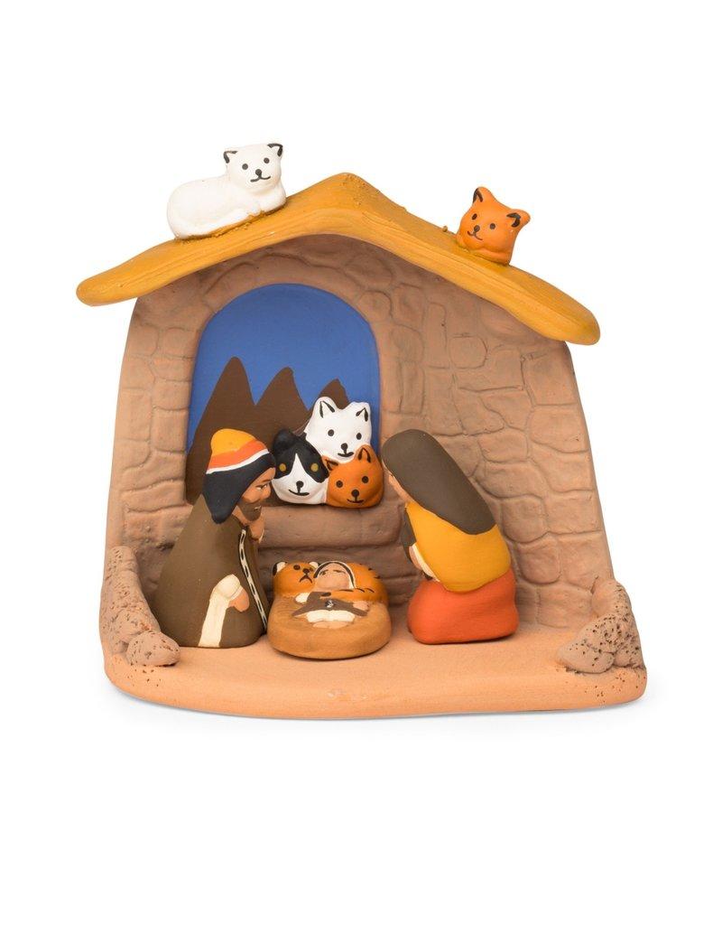 Nativity - Cat Lover's