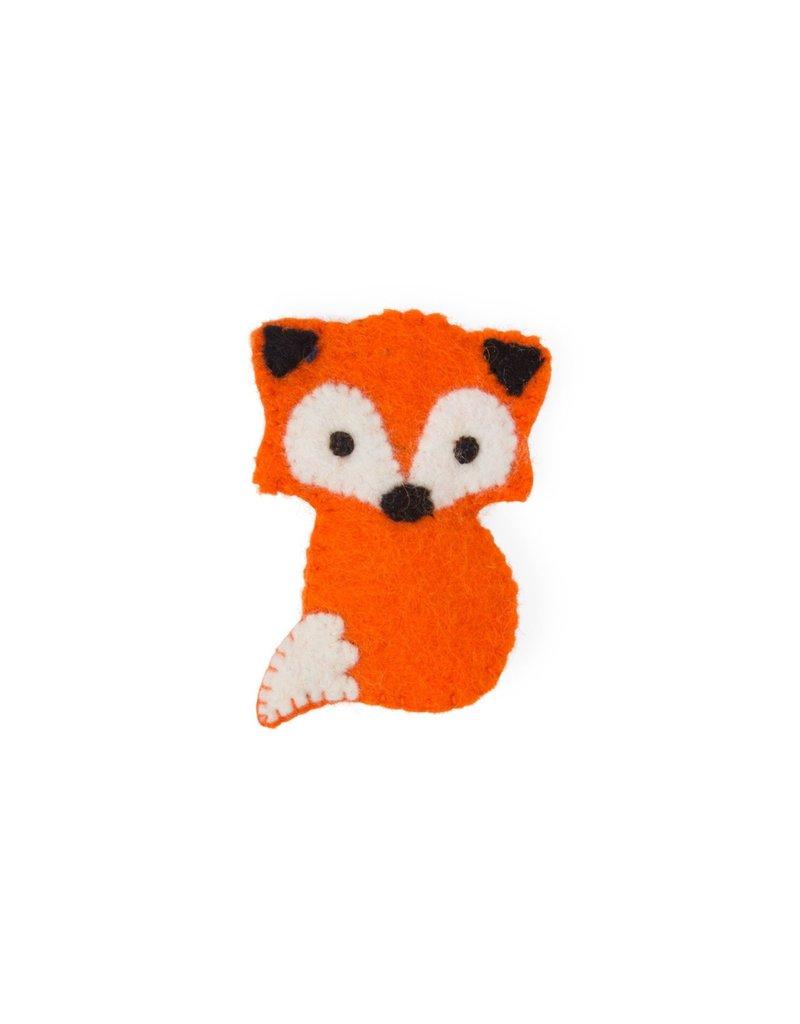 Finger Puppet - Fox