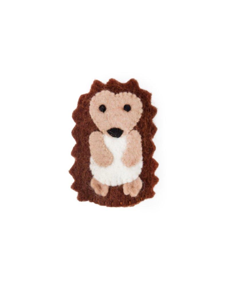 Finger Puppet - Hedgehog
