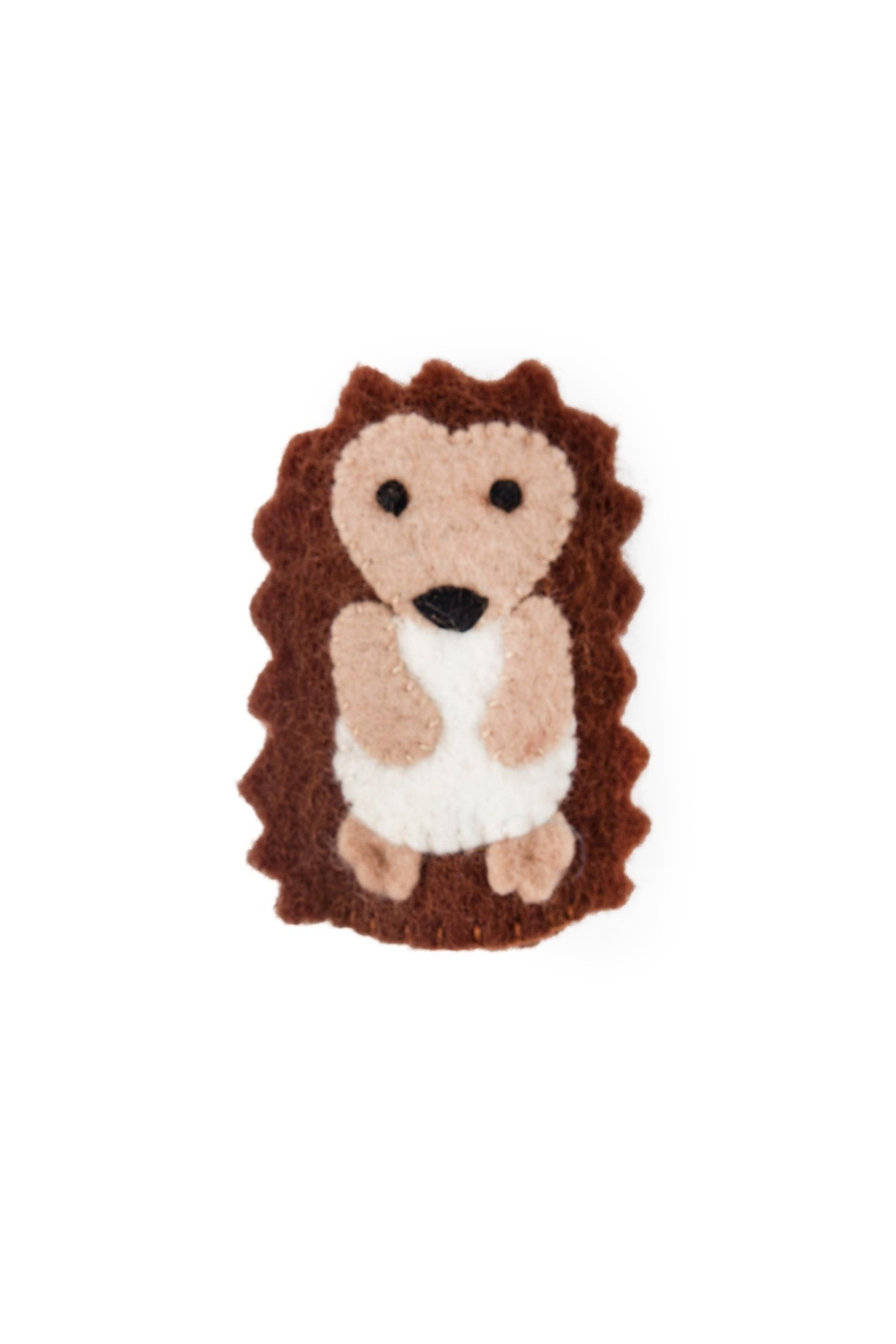 Finger Puppet - Hedgehog