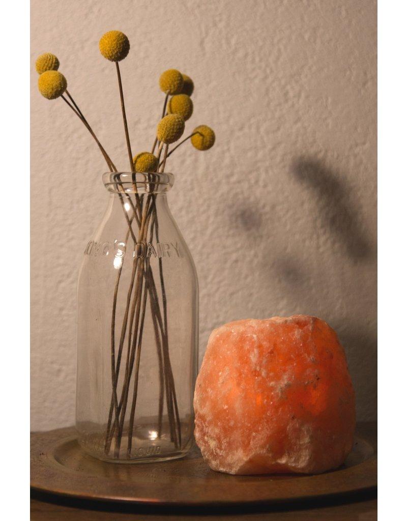 Candleholder - Lambent Crystal Pink Salt