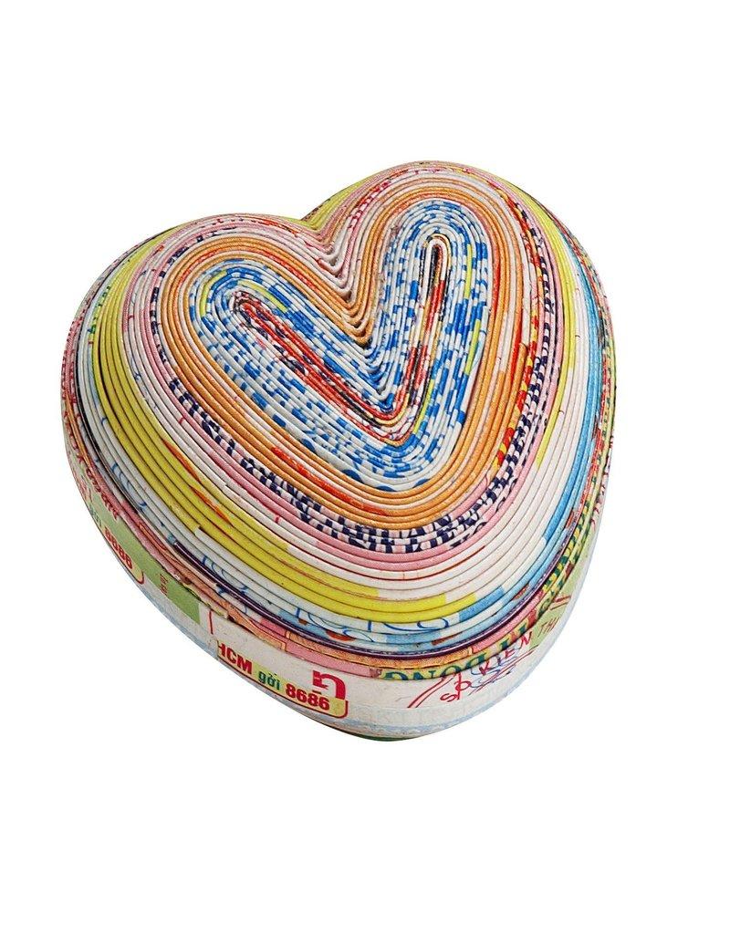 Box - Paper Heart
