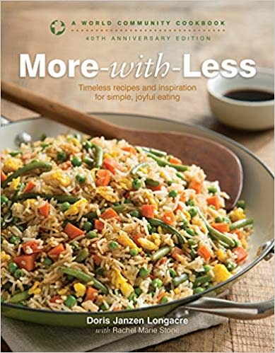 More with Less Cookbook - 40th Anniversary Edition