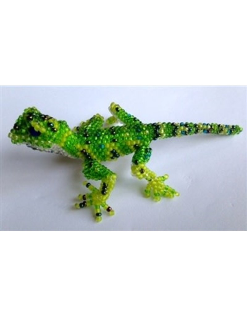 Pin - Beaded Lizard