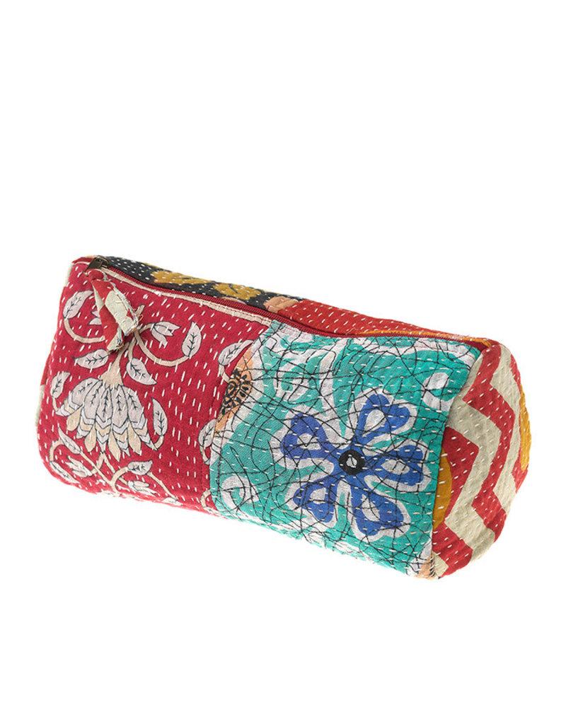 Kantha Toiletry Bag