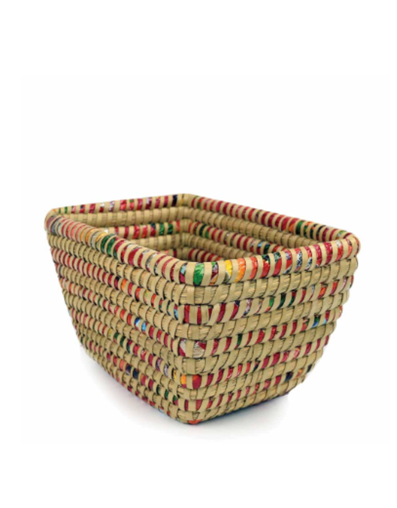 Basket - Candy Wrapper