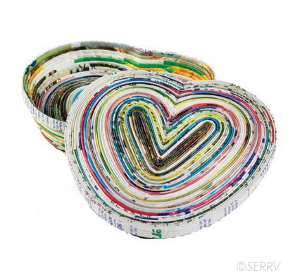 Box - Colorwrap Heart