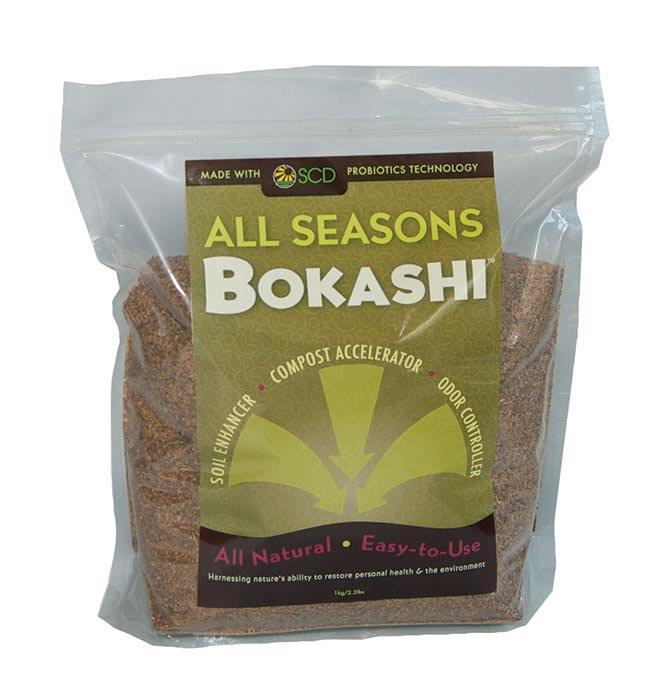 All Seasons Bokashi 2.2 lb Bag