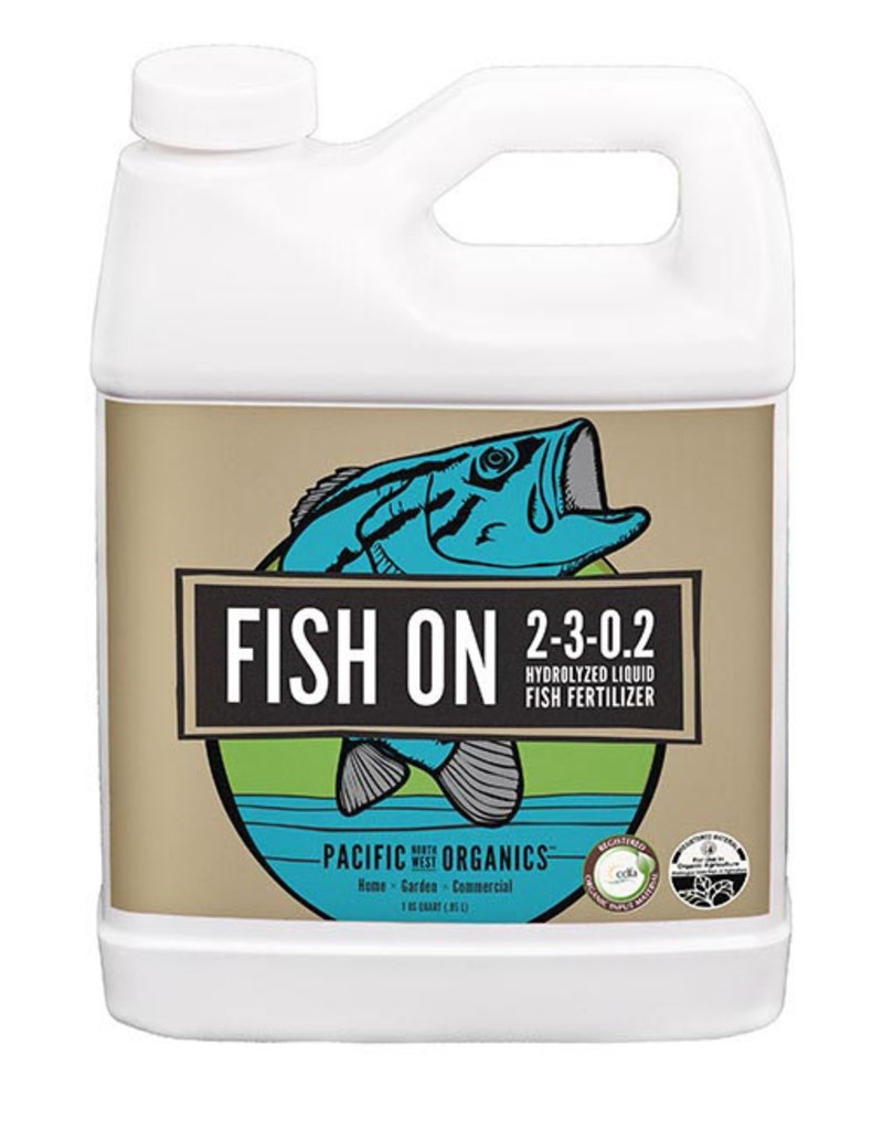 Fish On! 2-3-0.2 Quart
