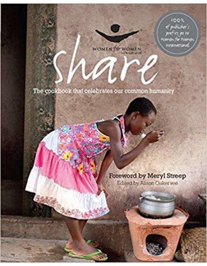 Cookbook Share Women for Women