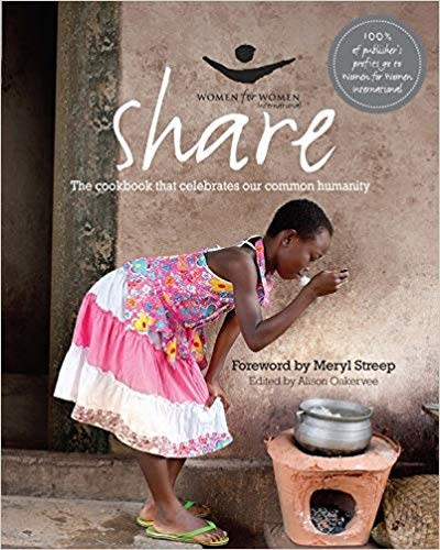 Cookbook Share Women for Women