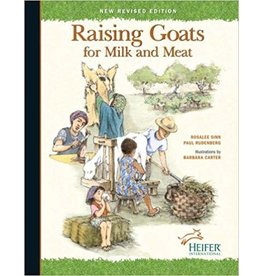 Raising Goats for Milk and Meat