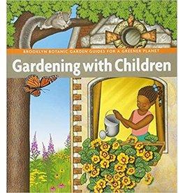 Gardening With Children, paperback