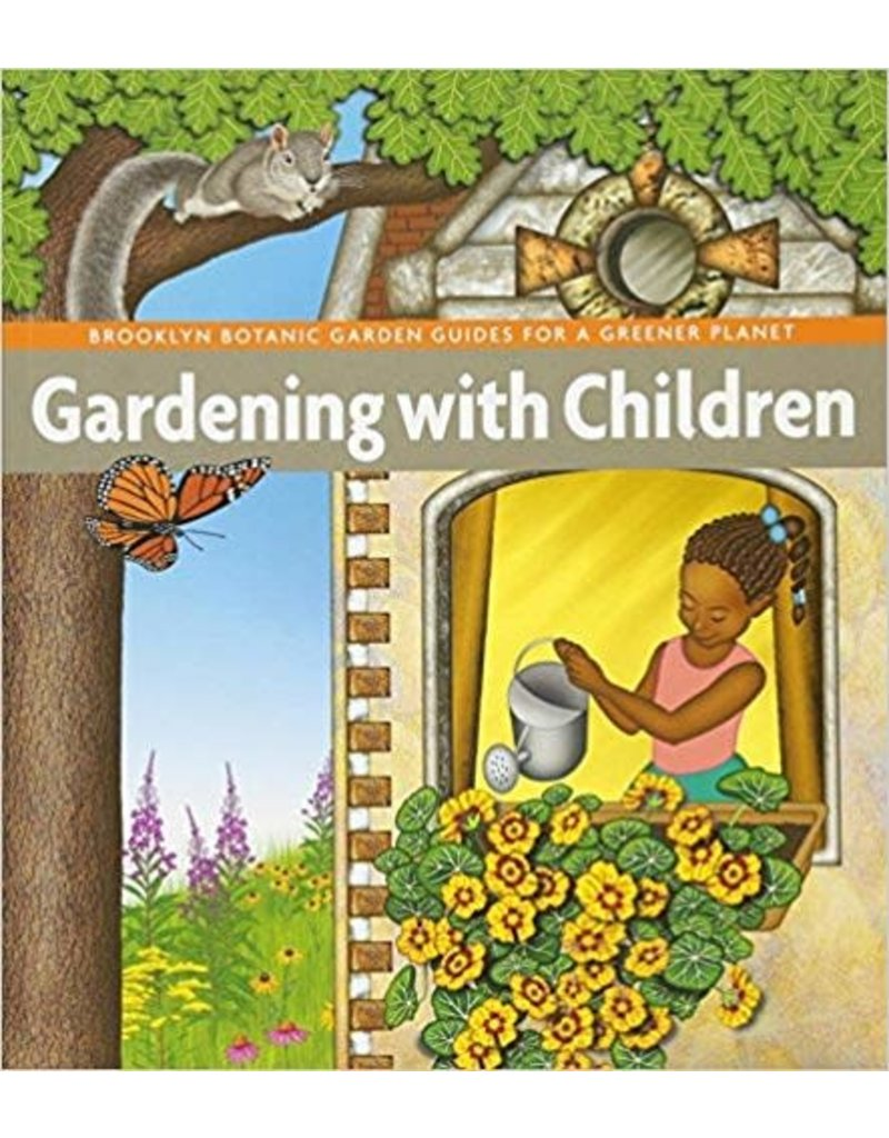 Gardening With Children, paperback