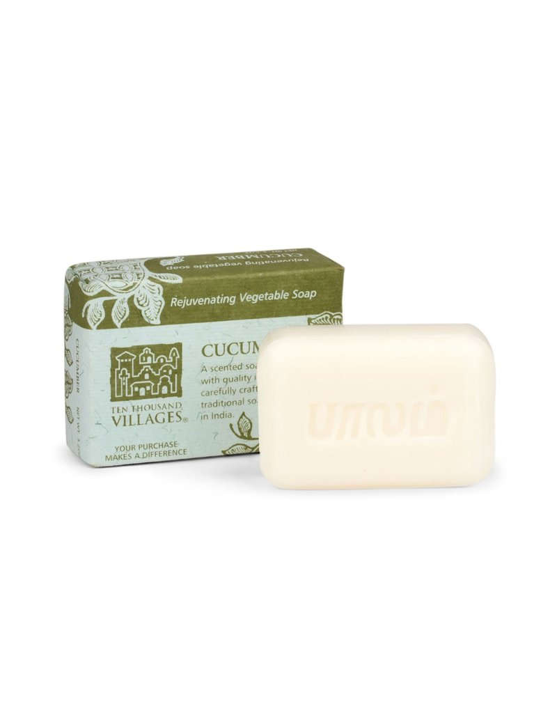 Soap - Cucumber