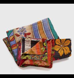 Twin Kantha Blanket