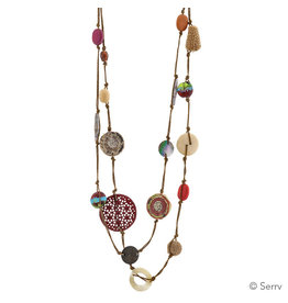 Necklace - Recycled Elements