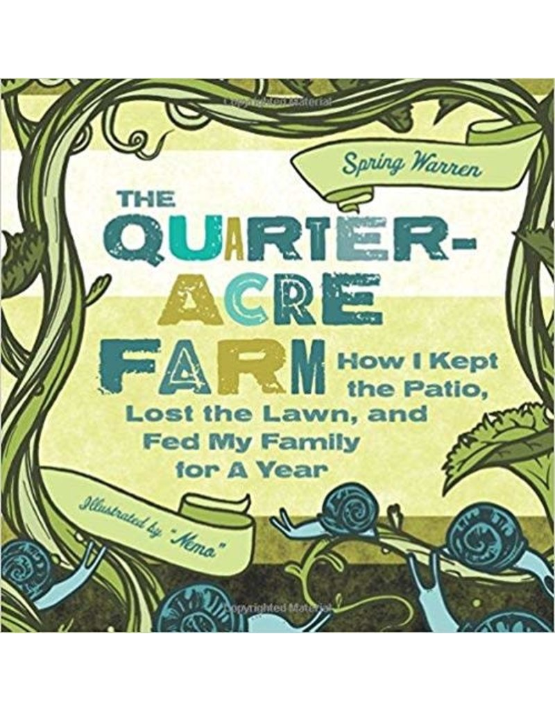 Quarter Acre Farm