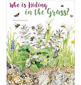 Who is Hiding in the Grass?