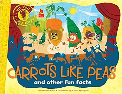 Carrots Like Peas
