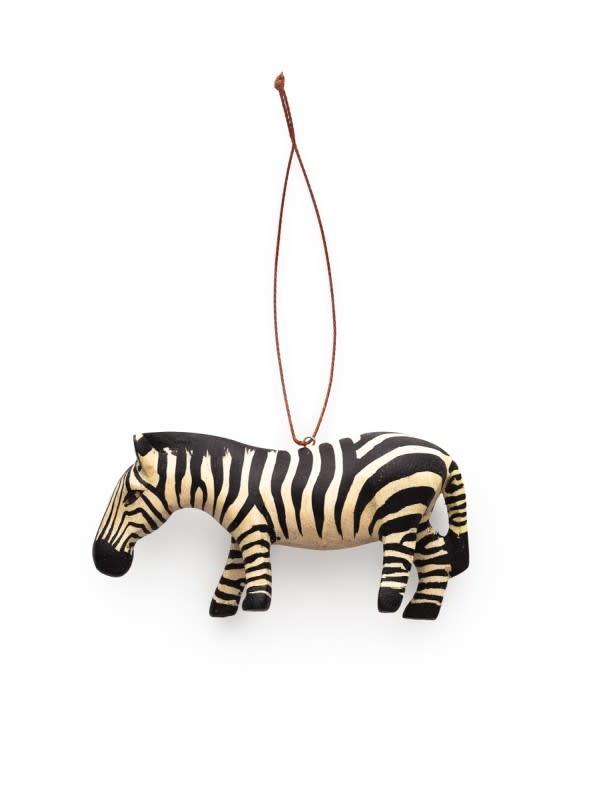 Ornament - Zebra