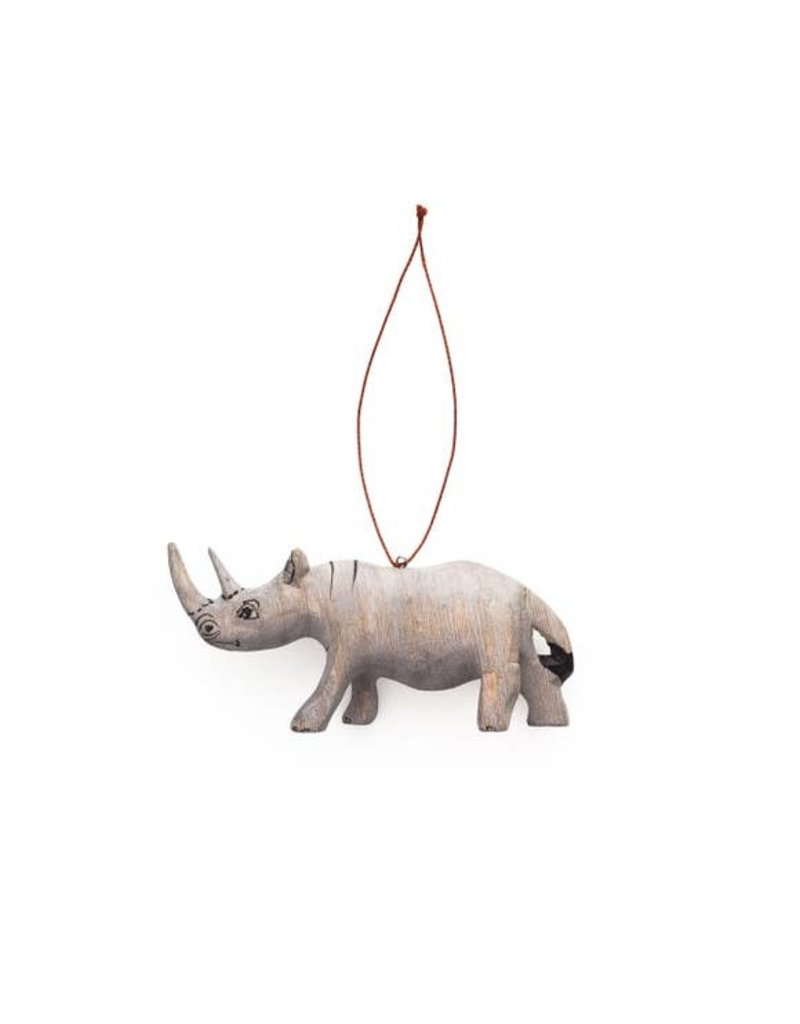 Ornament - Rhino