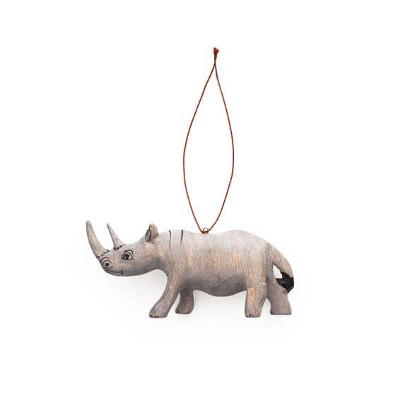 Ornament - Rhino