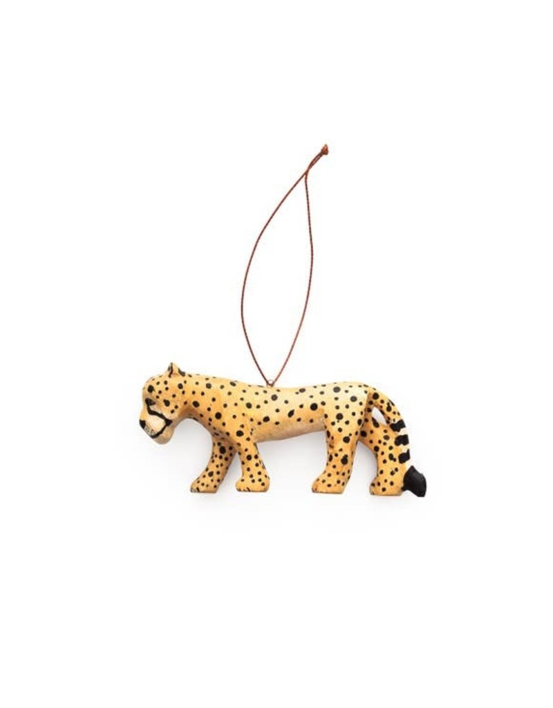 Ornament - Cheetah