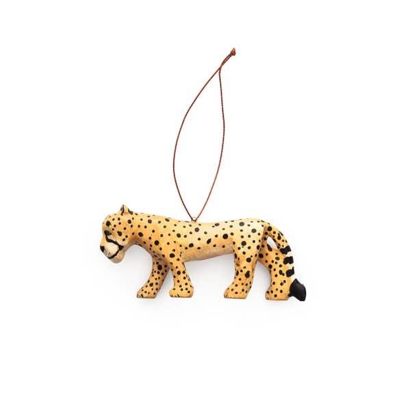 Ornament - Cheetah