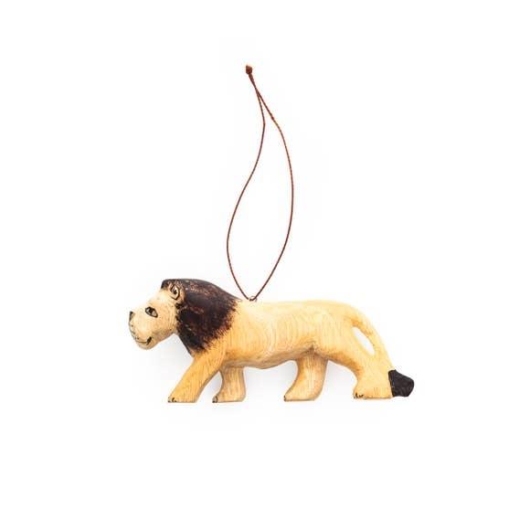 Ornament - Lion