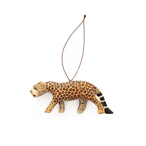Ornament - Leopard