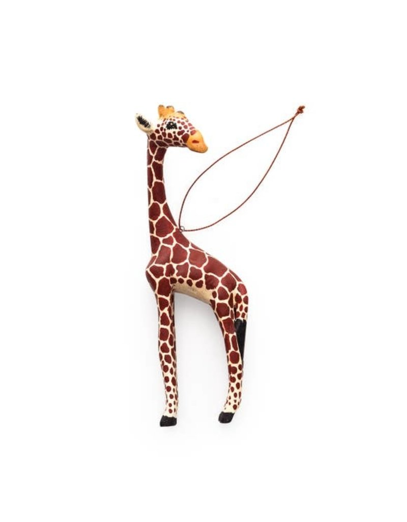 Ornament - Giraffe