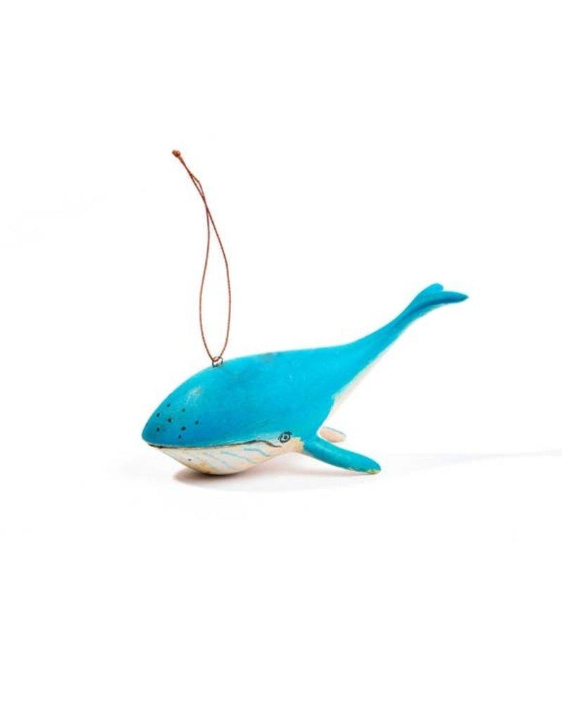 Ornament - Whale