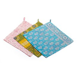 Dishcloths Set - Kantha