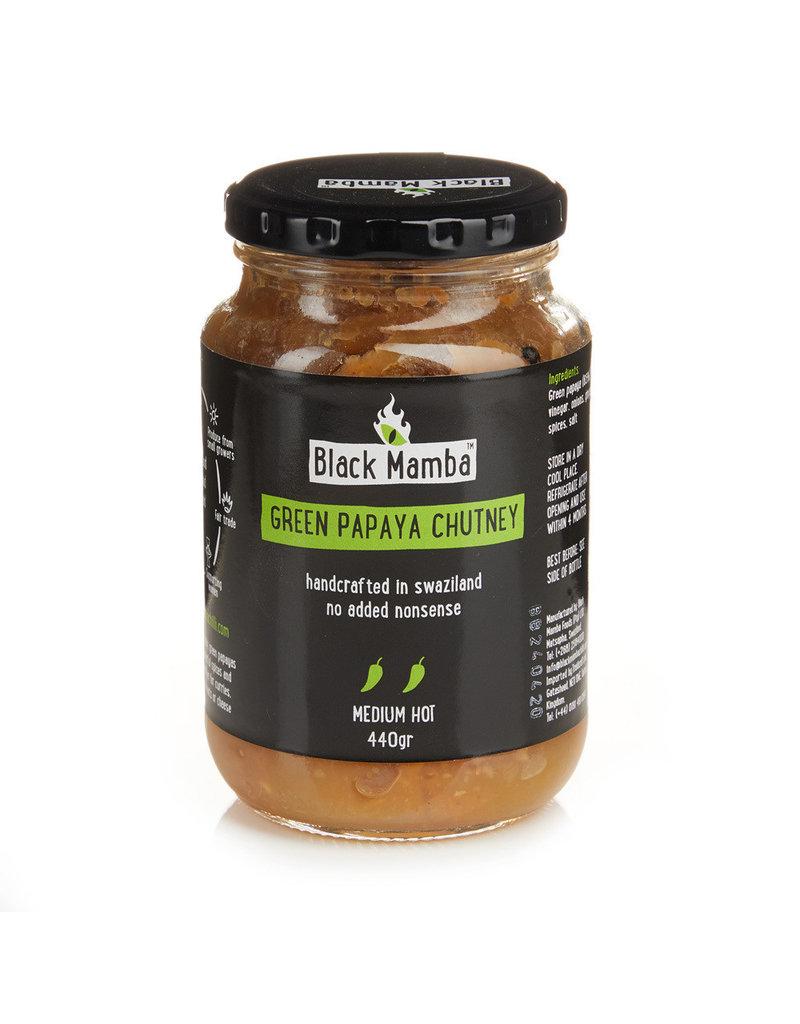 Green Papaya Chutney