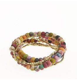 Bracelet - Sari Stretch
