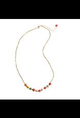 Necklace - Simple Sari