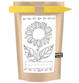 Garden in a Bag - Sunflower Kids