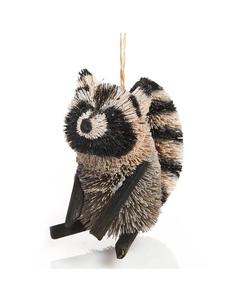 Ornament - Curious Raccoon Buri