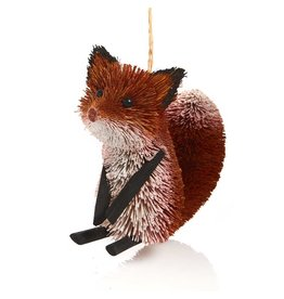 Ornament - Friendly Fox Buri